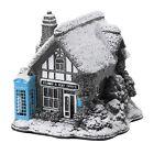 Blue Splash Post Office Lilliput Lane Cottage