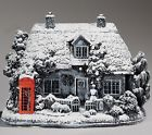 Christmas Callers Lilliput Lane Cottage