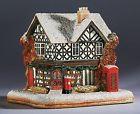 Christmas Deliveries Lilliput Lane Cottage