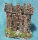 Claypotts Castle Lilliput Lane Cottage