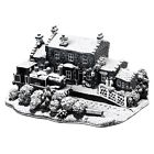 Ghostly Goathland Lilliput Lane Cottage