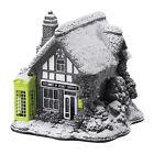 Green Splash Post Office Lilliput Lane Cottage