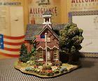 I Pledge Allegiance Lilliput Lane Cottage