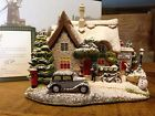 Letter To Santa Lilliput Lane Cottage