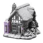 Lilac Splash Post Office Lilliput Lane Cottage