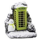 Mini Green Splash Phone Box Lilliput Lane Cottage