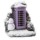 Mini Lilac Splash Phone Box Lilliput Lane Cottage