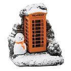 Mini Orange Splash Phone Box Lilliput Lane Cottage