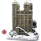 Mini Tower of London (Snowed Bronze) Lilliput Lane Cottage