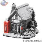 Red Splash Post Office Lilliput Lane Cottage