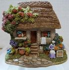 Say It With Flowers Lilliput Lane Cottage