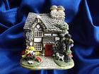 Sherlock Gnomes Lilliput Lane Cottage