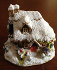 Snow Stories Lilliput Lane Cottage