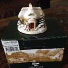 Snowed Under Lilliput Lane Cottage