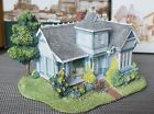 Spring Victorian Lilliput Lane Cottage