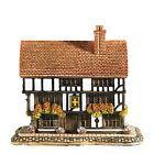 The Golden Cross Lilliput Lane Cottage