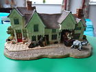 The Old Sun Inn Lilliput Lane Cottage