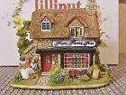 Topsy Turvey Teas Lilliput Lane Cottage