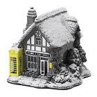 Yellow Splash Post Office Lilliput Lane Cottage